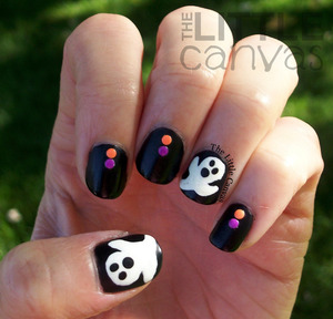http://www.thelittlecanvas.com/2013/10/ghost-nail-art-my-first-stud-manicure.html