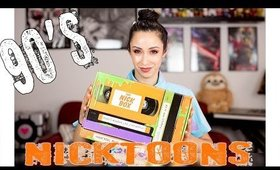 The Nick Box- Nicktoons Rewind Box- 90's Nostalgia!