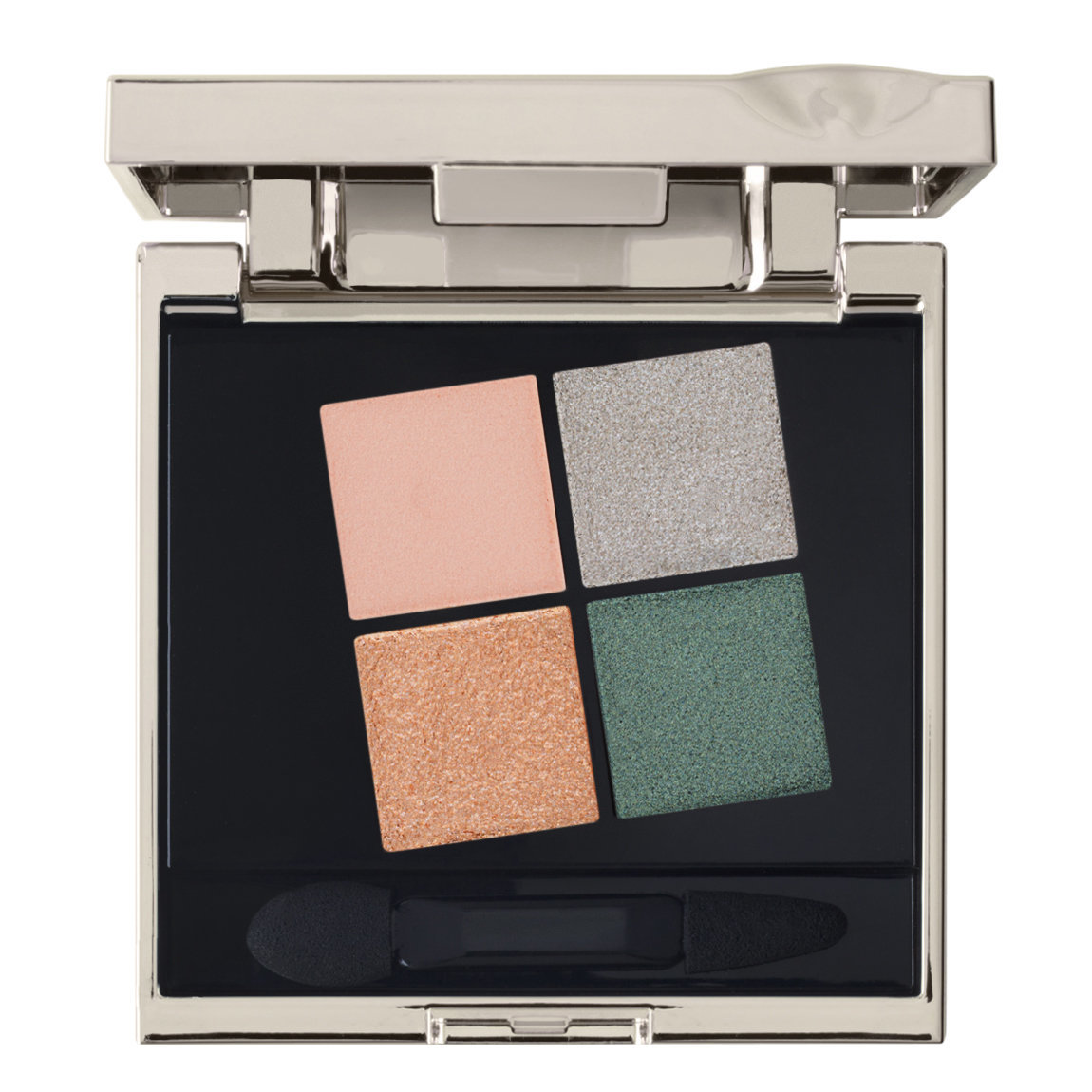 Smith & Cult Book of Eyes Eye Quad Palette Song For Fields product swatch.