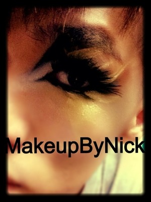 Check out more of Nicholas T.'s work at   www.facebook.com/makeupbynick www.youtube.com/makeupbynick www.instagram.com/nickzecho www.twitter.com/nickzecho