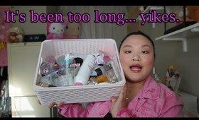 A Long Overdue Beauty Trash Chat | Amy Yang
