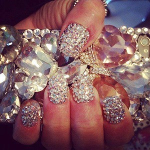 Diamonds are a girls best friend love this