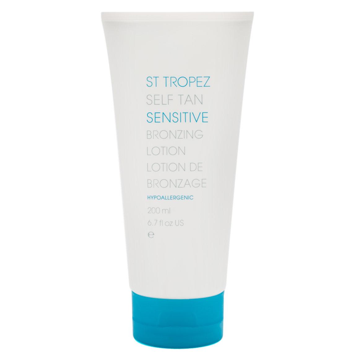 St. Tropez Self Tan Sensitive Bronzing Lotion alternative view 1 - product swatch.