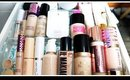 Current Makeup Organization & Storage