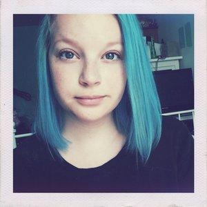 Dying Blue Teal Hair Purple Beautylish