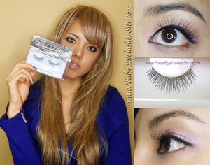 http://blog.falseeyelashessite.com/the-ultra-wispy-barely-there-082a-black-false-eyelash/  Perfect for family gatherings during the holiday season (*ahem* like meeting his parents for the first time!). Lashes so natural-looking and beautiful, even his grandma would approve!