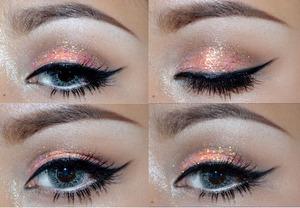 play around with glitter