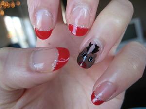 xmas nails 1