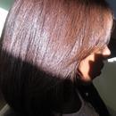 Haircolor Gradation
