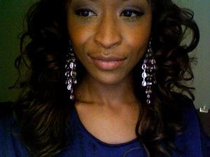 My BIG Sexy Curly Hair :-)