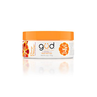güd Orange Petalooza Natural Body Butter
