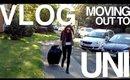 MOVING OUT TO UNI VLOG | HAMBURG