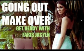 Going Out Make Over - Get Ready with Faris !