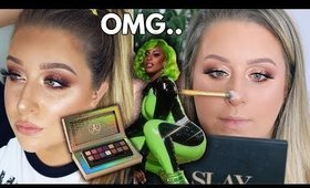 JACKIE AINA X ABH Palette Review + Tutorial!!