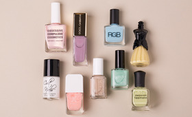 Our Favorite Nail Colors for Spring 2014