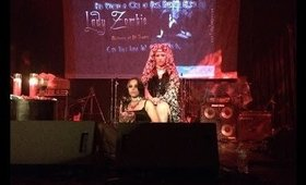 "Lady Zombie + Scarlett present ""The Awakening"" - Slake, NYC 7/18/14"
