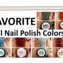 My Favorite Fall Nail Polishes