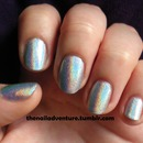 UO Holographic Silver