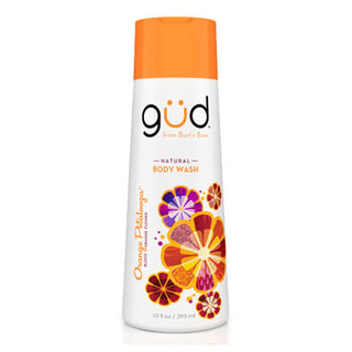 güd Orange Petalooza Natural Body Wash