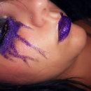 I cry glitter..