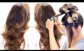 LAZY Girls Genius HEATLESS CURLS Overnight Hairstyles ★ Victorias Secret WAVES
