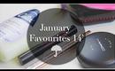 "January Favourites 14"""
