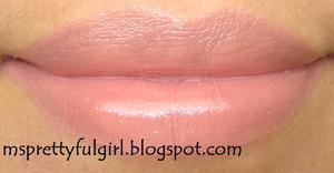 NYX Round Lipstick  Thalia  http://msprettyfulgirl.blogspot.com/2011/06/fotd-blue-had-me-at-hello.htm