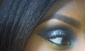Smokey Party Eyes Makeup Tutorial