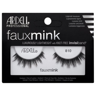 Faux Mink Lashes 810 Black