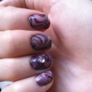 First Water Marbling :)