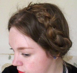 A hairstyle I have worn recently!
