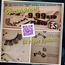 ES Paper Eyelash Special Price !!