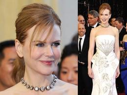 Oscar Beauty 2011: Nicole Kidman