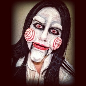 My take on Jigsaw from the Saw series.