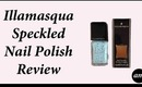 Illamasqua Speckled Nail Polish Review