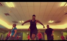 Up town funk you up- Zumba