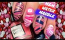 HOW TO: WATER MARBLE DIY NAILART w/Reireishnailart