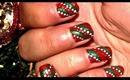 $5 Christmas Nails