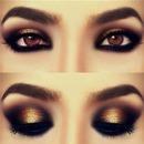 Gold smoke 💁