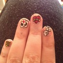 Ed Hardy Nails
