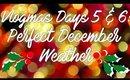 ❄️ Vlogmas Days 5 & 6: Perfect December Weather // 7BearSarah ❄️