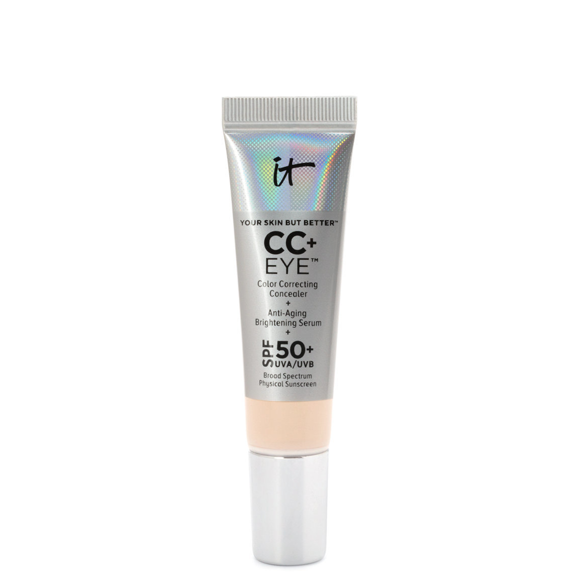IT Cosmetics  CC+ Eye Physical SPF 50 Color Correcting Concealer Fair