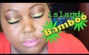 Island Bamboo Inspired Makeup ♥ Discount June