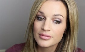 Full Face Drugstore Makeup Tutorial 2015
