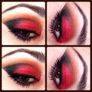 Nyree Chipolina Makeup