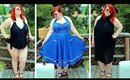Pool Party OOTD: Sexy Swimsuit & Darling Dress | Plus Size