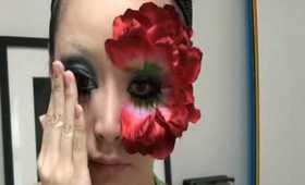 Makeup Gorgeous Redrose Eye