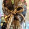 Braid+bow+ponytail=cute