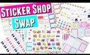 Etsy Sticker Swap HAUL: Pixie Stix Creations