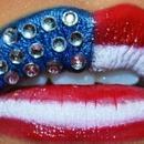 U.S.A. Lips